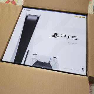 PlayStation - PlayStation5 ディスク搭載モデル