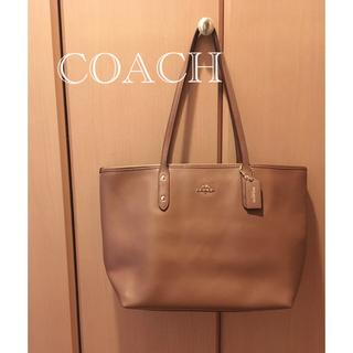 COACH - 【美品】COACH コーチ トートバッグ ビジネス 大きめ