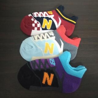 New Balance - 3足セット♡ニューバランス スニーカーソックス
