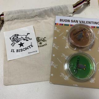 イルビゾンテ(IL BISONTE)のイルビゾンテ ステッカー 巾着 マグネット(その他)