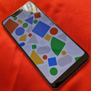 Google Pixel - 【NOT PINK 128GB SIMフリー】美品 Pixel 3 XL