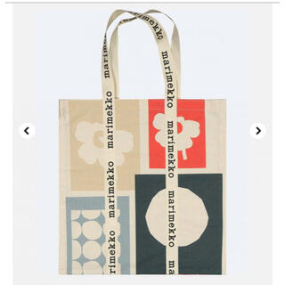 marimekko - マリメッコ 70周年記念 Co-created トートバッグ エコバッグ