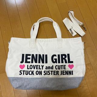 ジェニィ(JENNI)のシスタージェニー JENNY  トートバッグ ショルダーバッグ(ショルダーバッグ)
