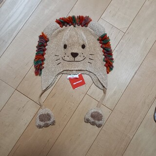 mikihouse - MIKI HOUSE ライオン 帽子 未使用