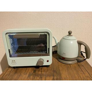 BRUNO ♡ ケトル&トースターセット