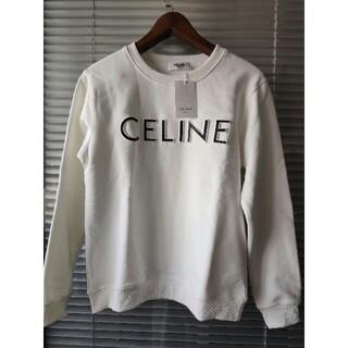 celine - 人気商品  celine  スウェット トレーナー