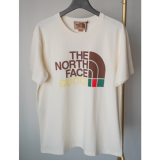 Gucci - GUCCIグッチ×ノースフェイスTシャツ