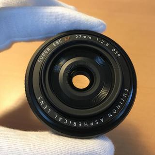 富士フイルム - FUJIFILM XF27mm F2.8