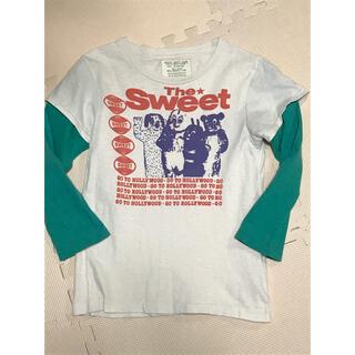 ゴートゥーハリウッド(GO TO HOLLYWOOD)のGO TO HOLLYWOOD 長袖Tシャツ 145cm(Tシャツ/カットソー)
