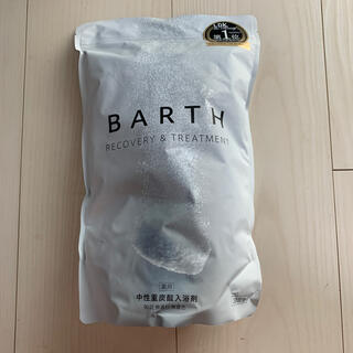 薬用 BARTH 中性重炭酸入浴剤 90錠
