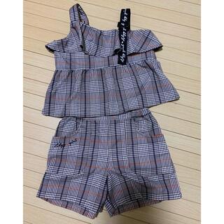 ALGY 女の子 子供服 セットアップ 140