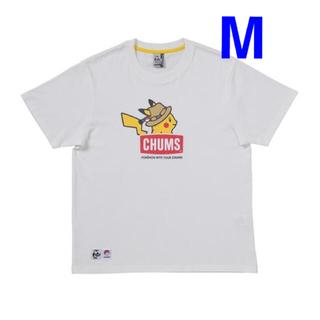 CHUMS - チャムス、ポケモンコラボTシャツ Mサイズ
