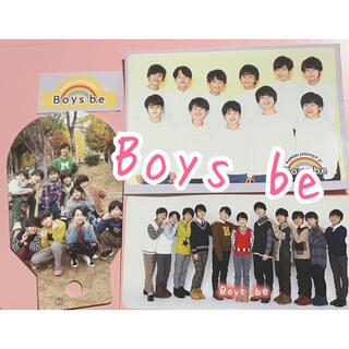 ジャニーズジュニア(ジャニーズJr.)のBoys be 関西ジャニーズJr.カレンダーカード myojo duetシール(アイドルグッズ)