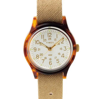 タイメックス(TIMEX)の美品 TIMEX キャンパー(腕時計)