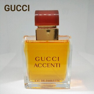 Gucci - 廃盤  レア  未使用  グッチ アチェンティ オードトワレ 50ml  香水