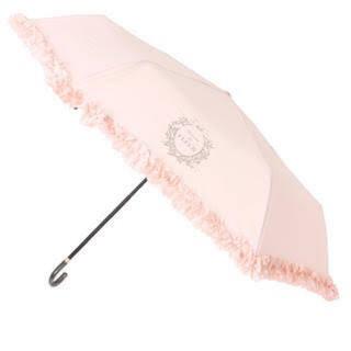 Maison de FLEUR - Maison de FLEUR メゾンドフルール 日傘 ピンク