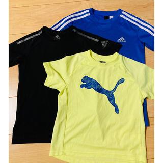 adidas - 130  Tシャツ 半袖 アディダス  プーマ