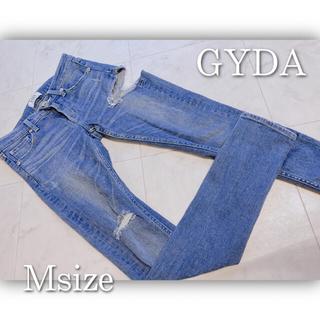 GYDA - GYDA SIDEREPPEDスキニーパンツ