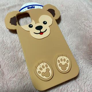 Disney - ダッフィー Iphone11用 スマホケース ほぼ未使用