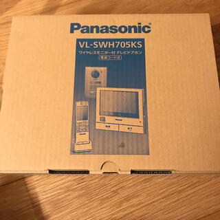 Panasonic - VL-SWH705KS ドアホン