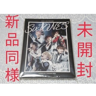 Johnny's - 《未開封》SixTONES 素顔4 DVD