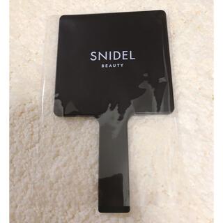スナイデル(snidel)の新品 Snidel beauty スナイデルビューティー ミラー(ミラー)