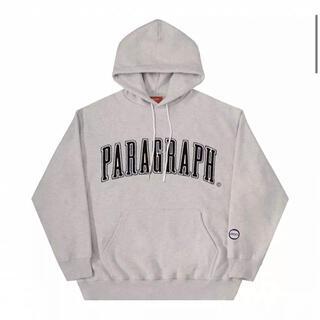 【大人気】paragraph パーカー hoodie(パーカー)
