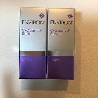 エンビロン 化粧水 シークエンストナー30ml