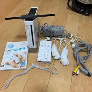 任天堂 - Wiiセット カセット付き