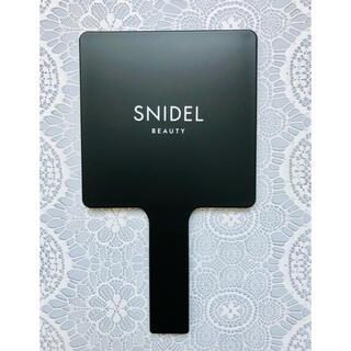 スナイデル(snidel)のsnidel beauty ハンドミラー(ミラー)