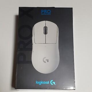 Logicool G PRO X SUPERLIGHT ホワイト