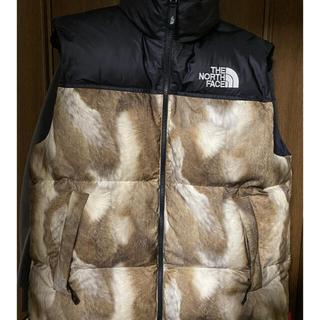 Supreme - 2013 supreme x northface nuptse vest