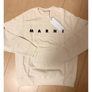 Marni - マルニ スウエット 14y  ホワイトクリーム