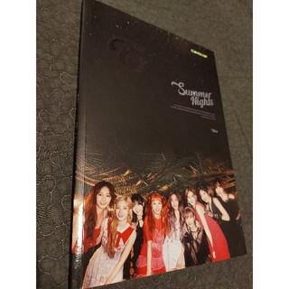 ウェストトゥワイス(Waste(twice))のTwice 2nd Special Album: Summer Nights(K-POP/アジア)