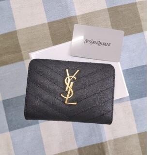 Yves Saint Laurent Beaute - ☆特別価格☆さいふ☆Saint Laurent 財布 小銭入れ 名刺入れ