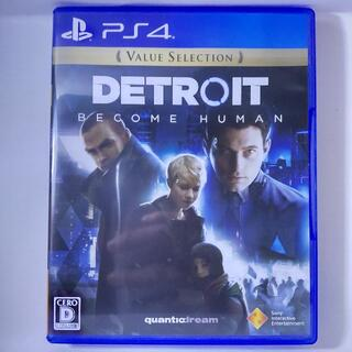 Detroit: Become Human PS4(家庭用ゲームソフト)