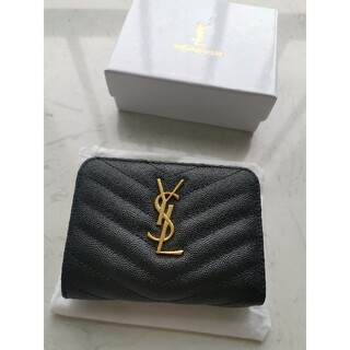 Yves Saint Laurent Beaute - さいふSaint Laurent 財布 名刺入れ コインケースレディース