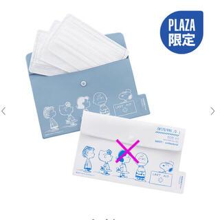 SNOOPY - PLAZA限定 スヌーピー × ウィークエンダー コラボ マスクケース