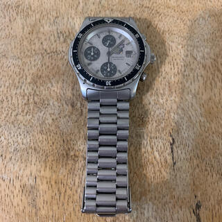 タグホイヤー(TAG Heuer)のタグ・ホイヤー TAG HEUER  正規品ジャンク(腕時計(アナログ))