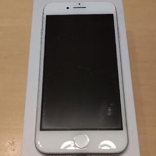 iPhone - iphone8 本体 SIMフリー 64GB シルバー 美品