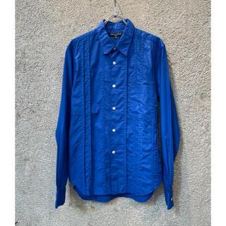 COMME des GARCONS - COMME des GARCONS HOMME フロントタックシャツ 06AW