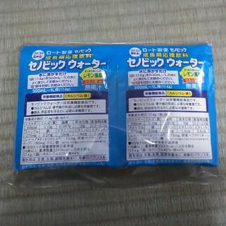 ロートセイヤク(ロート製薬)のセノビックウォーター 17.4㌘×12袋 新品(その他)