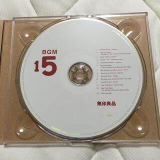 ムジルシリョウヒン(MUJI (無印良品))の無印良品 BGM 15 Praha(ワールドミュージック)
