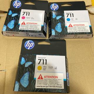 ヒューレットパッカード(HP)のHP 711  インク(オフィス用品一般)
