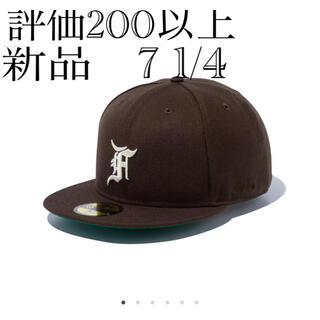 FEAR OF GOD - 59FIFTY FEAR OF GOD ESSENTIALS ブラウン