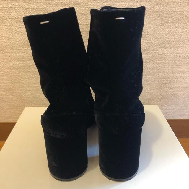 Maison Martin Margiela(マルタンマルジェラ)のマルジェラ 足袋ブーツ 37 レディースの靴/シューズ(ブーツ)の商品写真