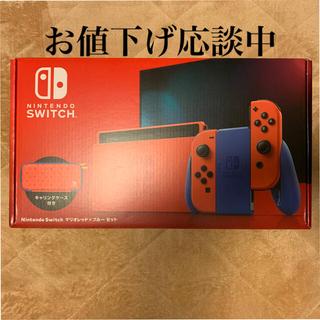 Nintendo Switch - Nintendo Switch NINTENDO SWITCH マリオ レッドブ