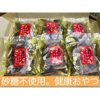 ナツメチップスお得用(熟成新物の大なつめを国内加工。中韓輪切りチップスとは別物)(フルーツ)