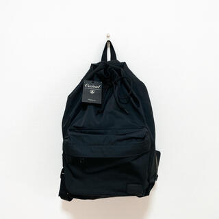 ORCIVAL - 【新品タグ付】ORCIVAL オーシバル リュック バックパック 黒 ブラック