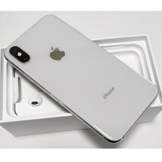 iPhone - iPhoneX 修理歴無し 86% SIMフリー